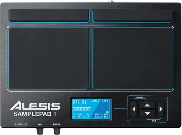 Alesis SamplePad 4_1