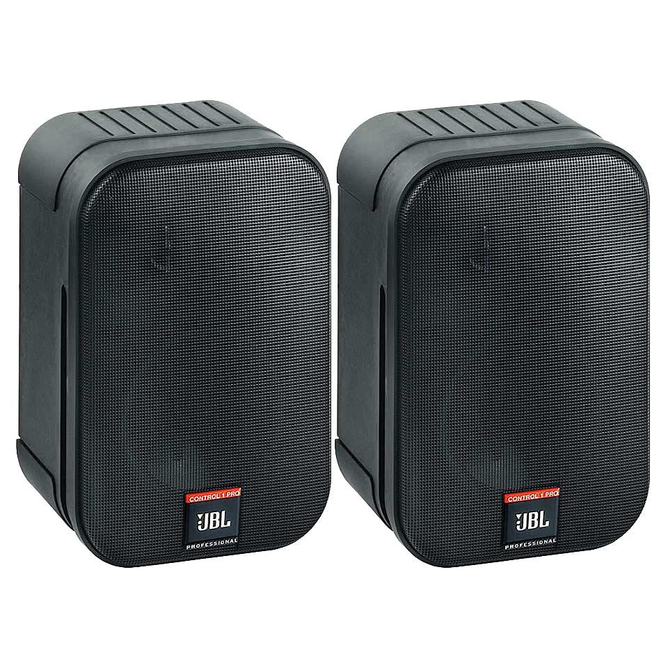 Jbl Control 1 Pro 1 Pair Passive Studio Monitors