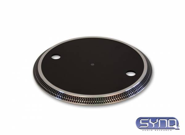 Synq Platter for X-TRM 1 Turntable_1