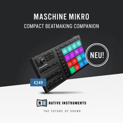 native instruments maschine mikro mk3 banner