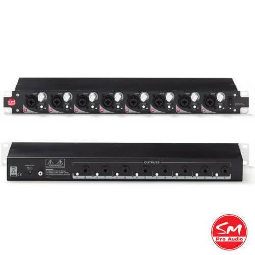 SM Pro Audio Microphone Preamp PR8E_1