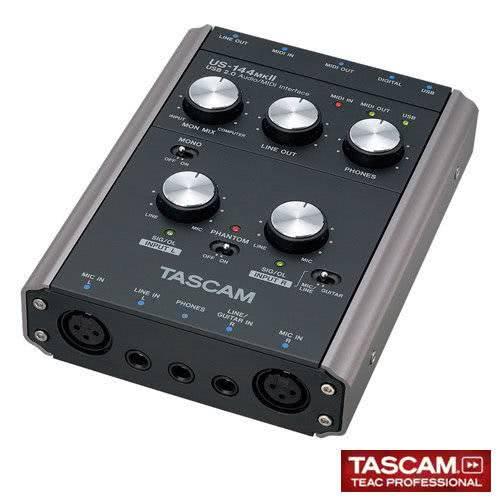 Tascam USB US-144 MK2_1