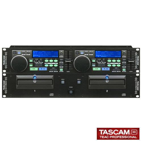 Tascam Twin CD-X1500_1