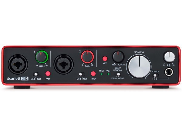 Focusrite Scarlett 2i4 (2nd Gen)_1