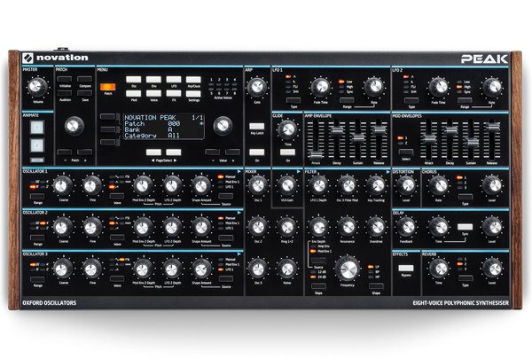Novation Peak_1
