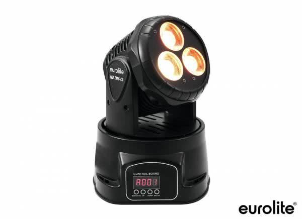 Eurolite LED TMH-C3 Moving-Head Wash COB_1