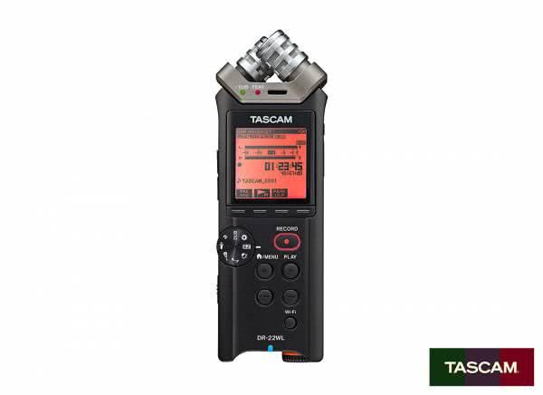 Tascam Recorder DR-22WL_1