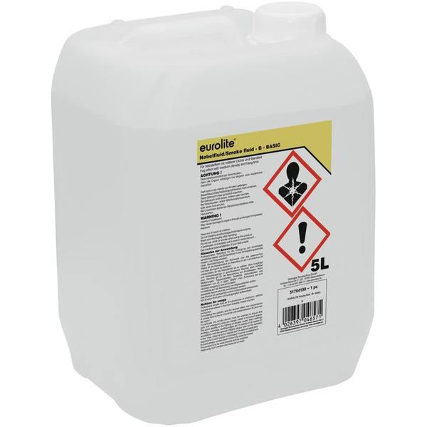 Eurolite Fogfluid B - 5L_1
