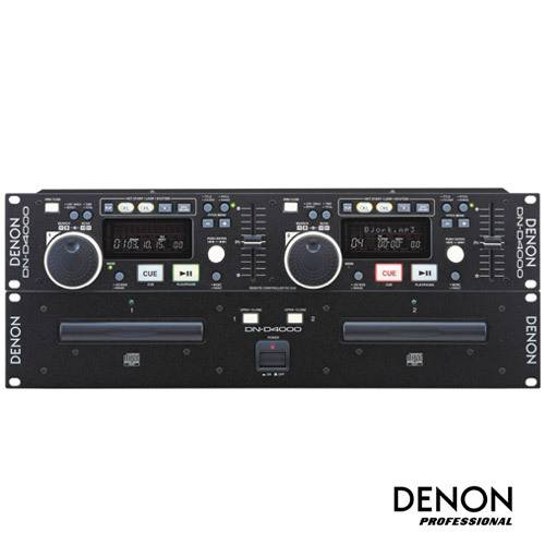 Denon Twin DN-D4000_1