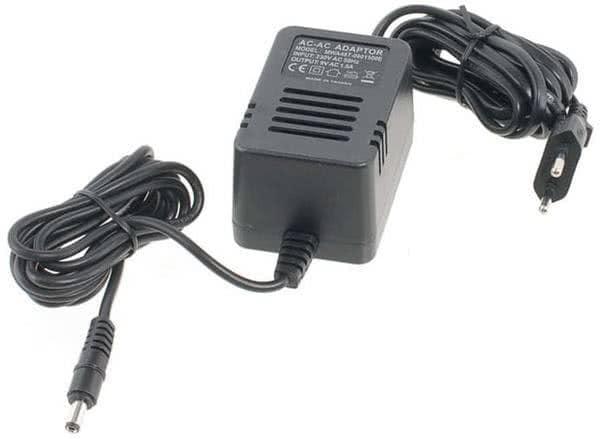 Numark Dxm09 Mixer Power Supply Replacement Adapter 9V Ac
